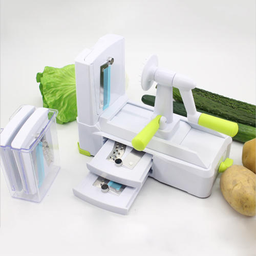 5-Blade Vegetable Spiral Slicer,Vegetable spiralizer