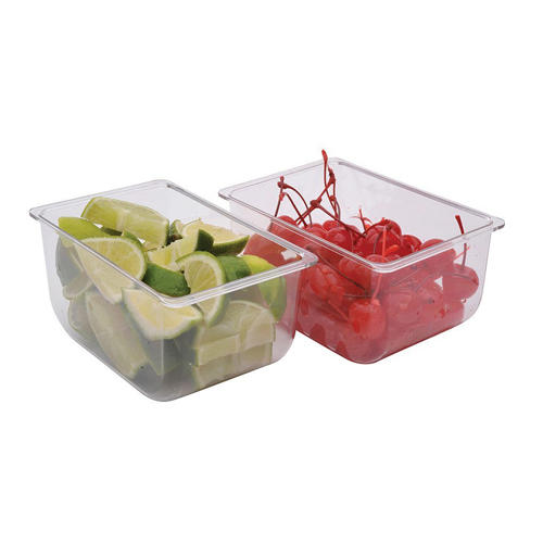 4 in 1 Removable Chilled Condiment Server On Ice