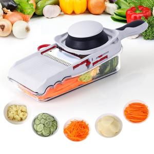 Multifunctional 5 In 1 Mandoline Slicer Vegetable Slicer