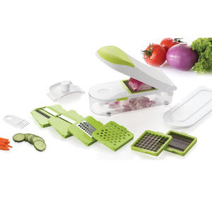 Vegetable Chopper & Grater & Dicer