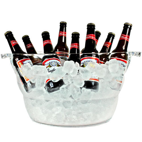 Acrylic Large Wine Cooler Ice Bucket Beer tub