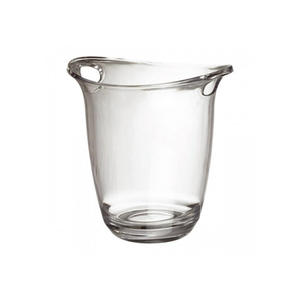 Acrylic Large Ice Bucket-Wine Cooler Bucket Beer Tub