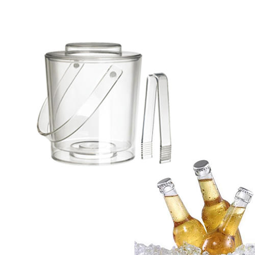 Ice Bucket with Lid Champagne Bucket Beer tub