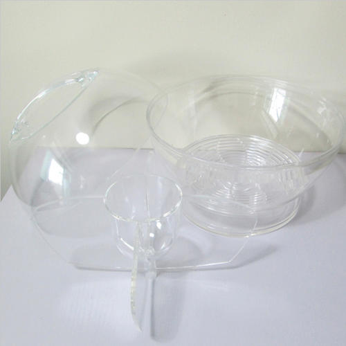 Acrylic Iced Salad Bowl,Chip Dip Bowl