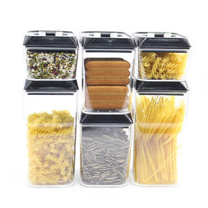 Multifunctional Airtight Food Storage Containers Set With Lid