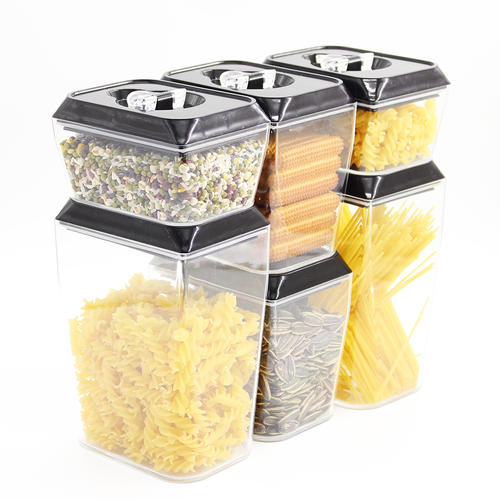 Airtight Food Storage Containers Set With Lid