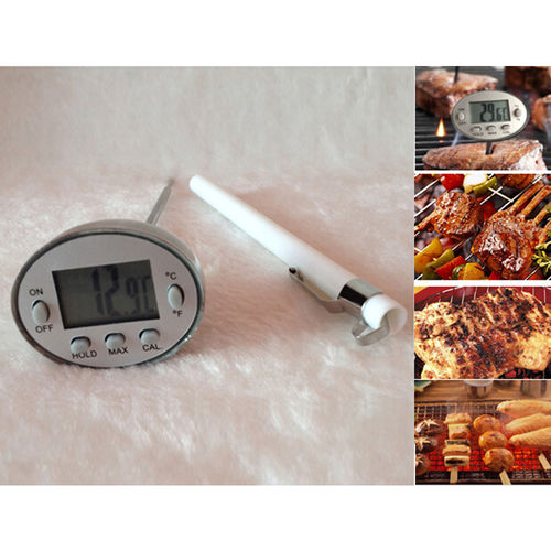 Dial BBQ Temperature thermometer sensor for cooking