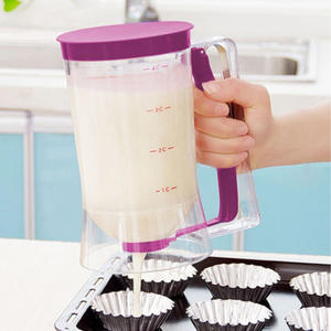 Convenient Pancake Cupcake Batter Dispenser,pancake mix dispenser