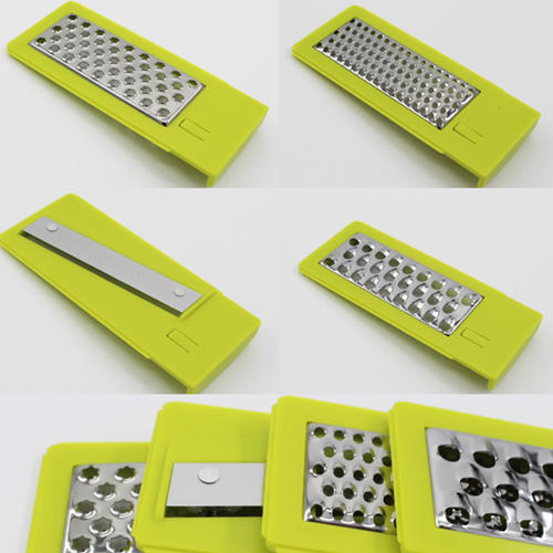 Multipurpose Fruit Vegetable Slicer Kitchen Grater Slicer Set