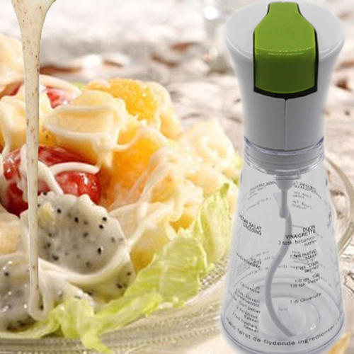 Salad Dressing Mixer,Dressing Mixer Bottle,Salad Dressing Shaker