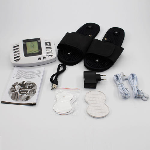 Massage Electrode Sandals Shoes pulse treatment Massage Shoes