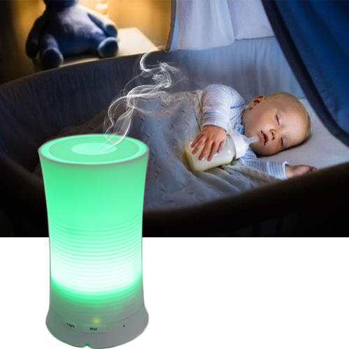 100ml Mini Aroma Diffuser,Cool Mist Ultrasonic Humidifier